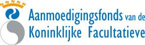 logo Aanmoedigingsdfonds vd Koninklijke Facultatieve